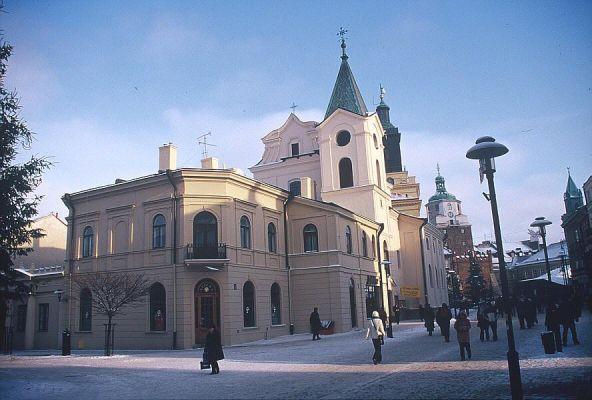Kościół Św. Ducha w Lublinie
