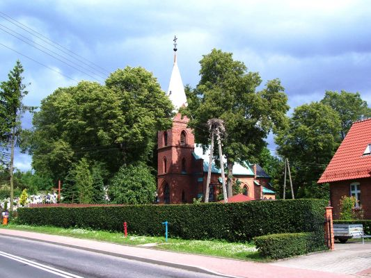 Kościół św. Franciszka Ksawerego w Przywidzu
