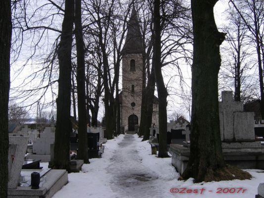 Kościół św. Jakuba w Gieble
