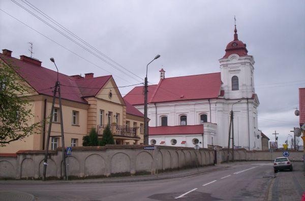 Kościół św. Jana Chrzciciela i Szczepana Męczennika w Choroszczy