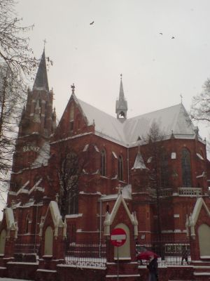 Kościół św. Jana Chrzciciela na Ostrogu w Raciborzu