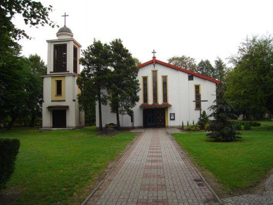 Kościół św. Jana Chrzciciela w Gliwicach- Żernikach
