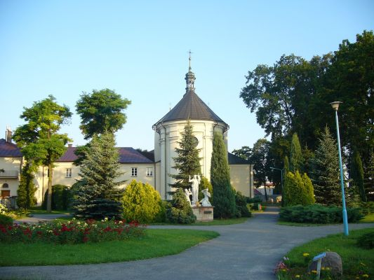 Klasztor w Janowie Lubelskim