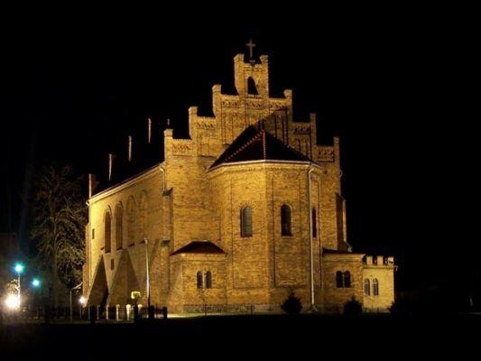 Kosciół św. Jana Chrzciciela w Prochowicach