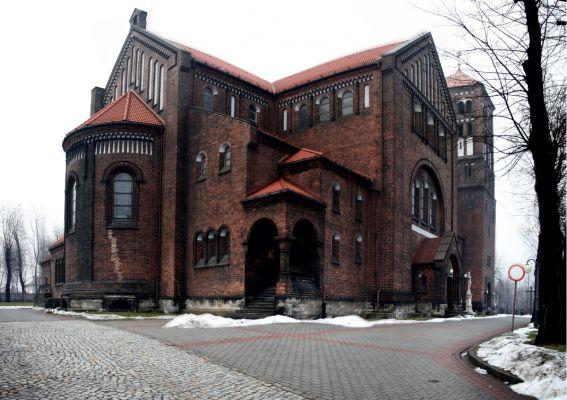 Kościół Św. Józefa w Rudzie Śląskiej  - dzielnica Ruda