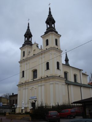 Kościół św. Józefa w Wieluniu