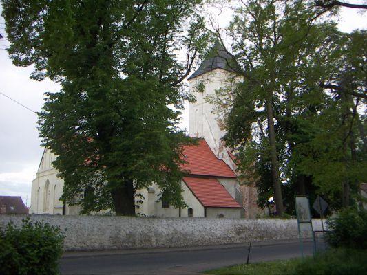 Kościół św. Marcina w Grębocicach