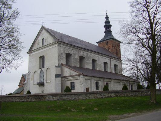 Kościół św. Marcina w Oporowie