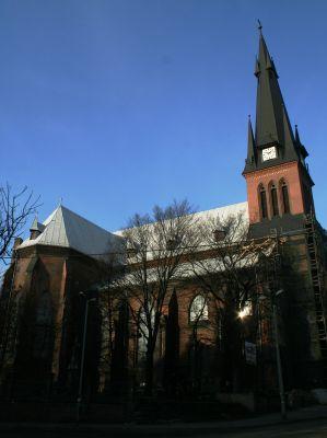Kościół św. Marii Magdaleny w Chorzowie Starym