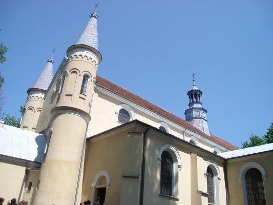 Kościół św.Michała Archanioła w Daleszycach
