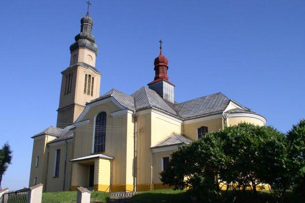 Kościół św. Michała Archanioła w Skrzyszowie