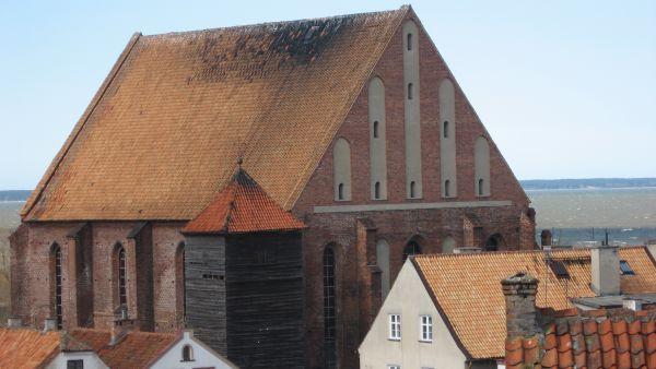 Kościół św. Mikołaja we Fromborku