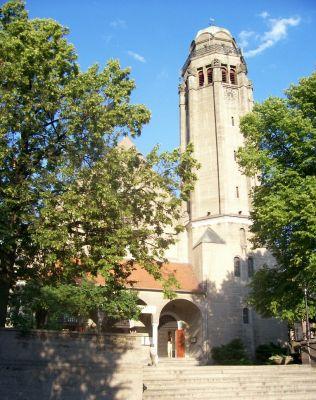 Kościół św. Piotra i św. Pawła w Opolu