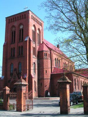 Kościół św. Stanisława w Nakle nad Notecią
