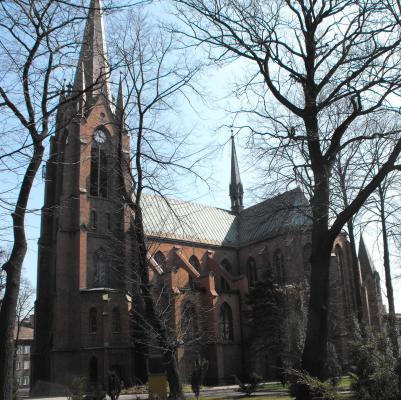 Kościół św. Wawrzyńca w Mikulczycach