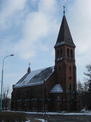Kościół Świętego Ducha we Wrześni