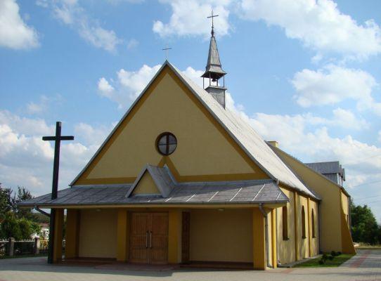 Kościół Świętego Jana Chrzciciela w Jeżowem
