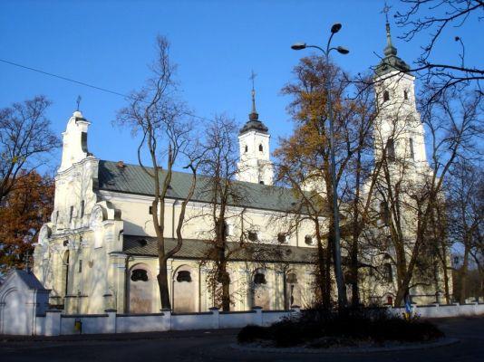 Kościół Świętej Trójcy w Kobyłce