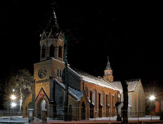 Kościół szkolny w Sierpcu