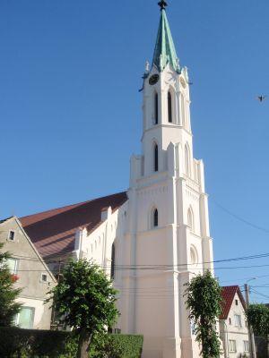 Kościół w Gaworzycach