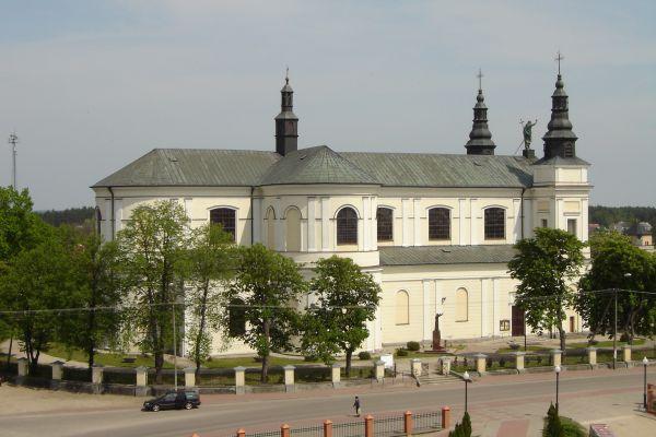 Kościół w Kadzidle