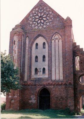 Kościół w Kołbaczu