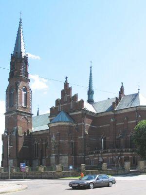 Kościół w Korczynie