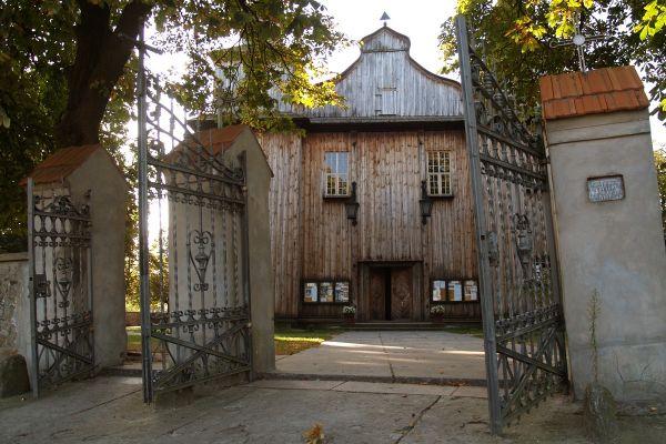 Kościół w Mariańskim Porzeczu
