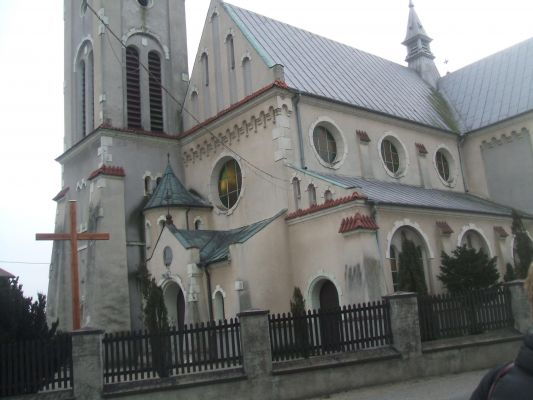 Kościoł w Starokrzpicach