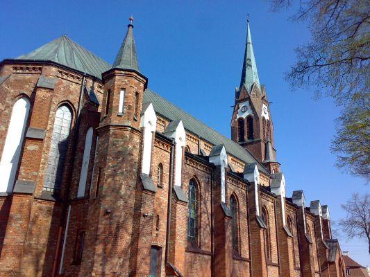 Kościół Wniebowzięcia Najświętszej Maryi Panny w Kałuszynie