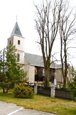 Kościół Wniebowzięcia NMP w Biestrzykowicach