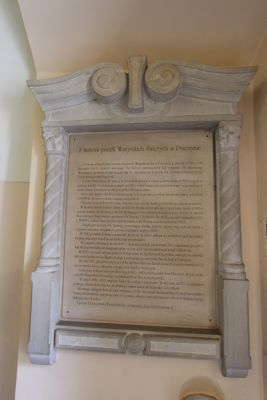 Pszczyna, kościół Wszystkich Świętych, historia