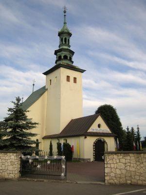 Kościoła parafialny św. Mikołaja w Niegowie