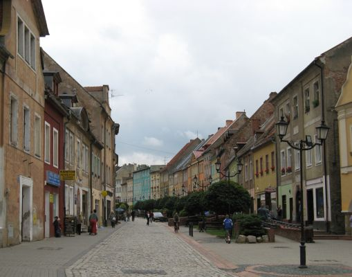 Kowary - ulica 1-go Maja