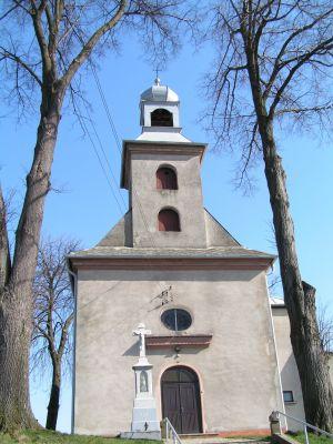 Ligota Toszecka - kościół filialny