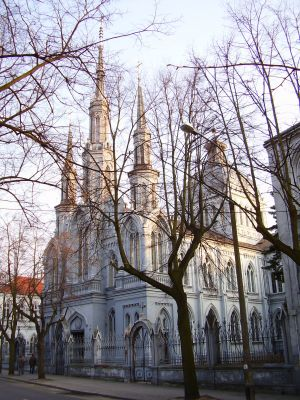 Mariawicka Świątynia Miłosierdzia i Miłości w Płocku