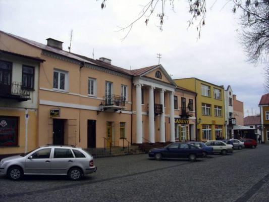 Międzyrzec Podlaski - pałacyk Czartoryskich
