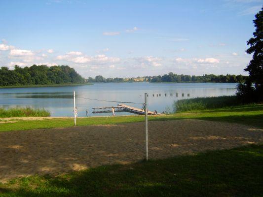 Morąg - Jezioro Skiertąg