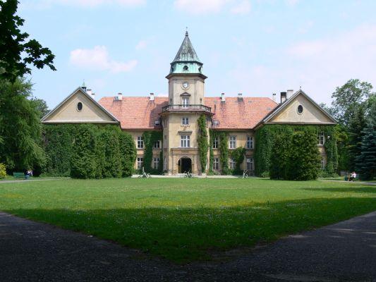 Neobarokowy Zamek Dzikowski w Tarnobrzegu