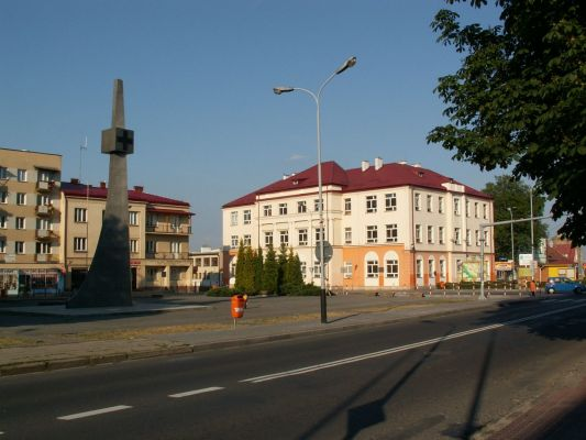 Nisko - Plac Wolności