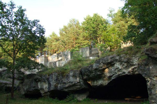 Nowy Dwór Mazowiecki - ruiny Fortu XVII twierdzy modlińskiej