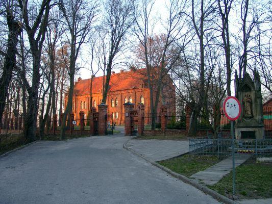 Nowy pałac biskupi we Fromborku