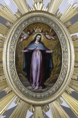 Obraz Matki Bożej Łaskawej - Patronki Warszawy