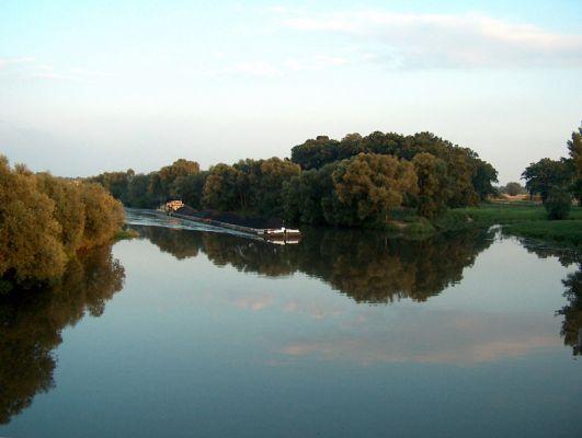 Odra w pobliżu Krapkowic