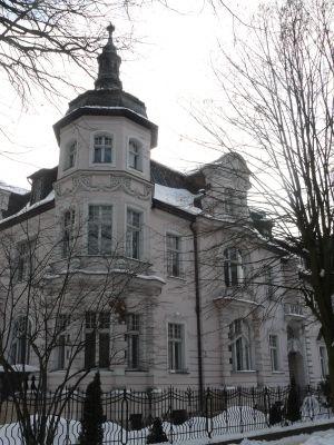 Pałac biskupii w Gorzowie Wielkopolskim