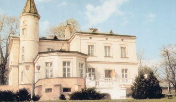 Pałac Ciechanowskich w Grodźcu