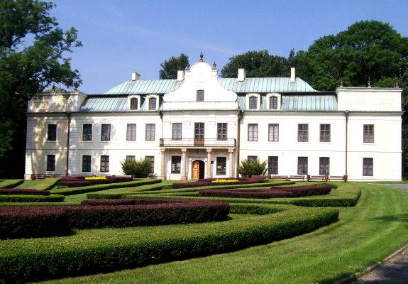 Pałac Mieroszewskich w Gzichowie