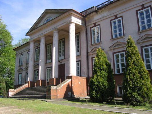 Pałac w Lubrańcu