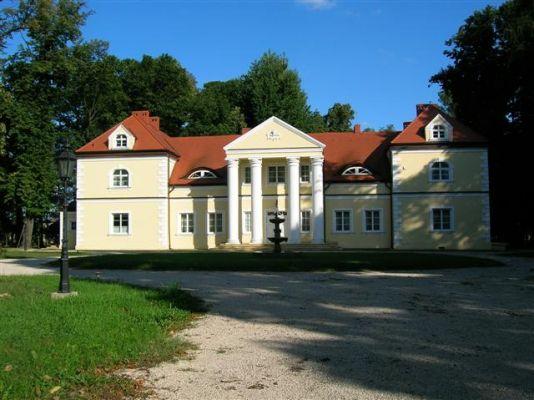 Pałac w Radoszewnicy