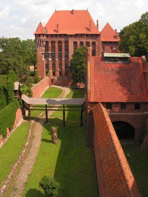 Pałac Wielkich Mistrzów Zakonu Krzyżackiego w Malborku